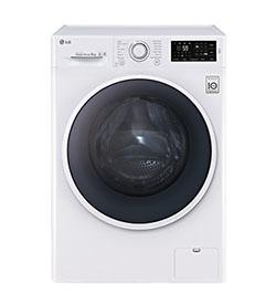 WJ6140WTP ماشین لباسشویی 8 کیلویی ال جی